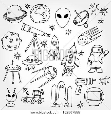 Space Doodles