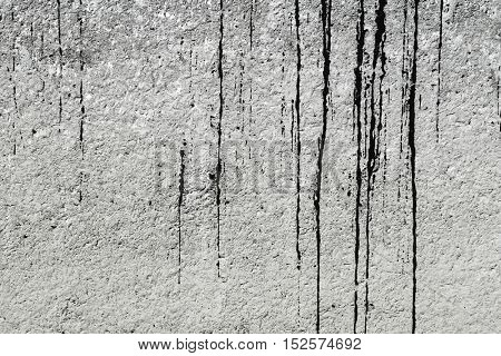 Grungy white wall texture