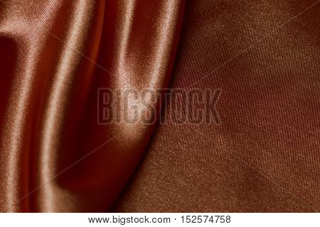 beautiful gold textile background, elegance textile background