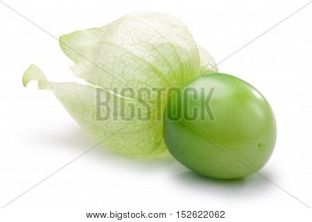 Tomatillo (physalis Philadelphica), Paths