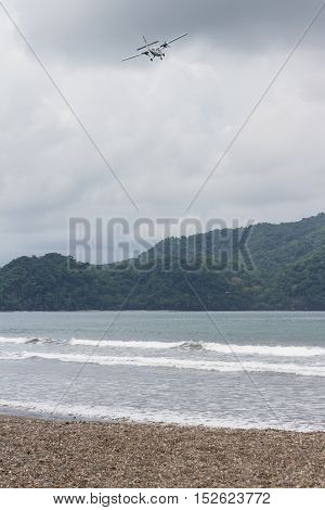 Local Flight In Costa Rica