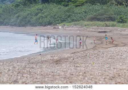 Playa Tambor, Costa Rica