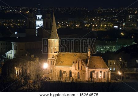 Vytautas the great church