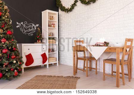 Noel Living Room Decoration