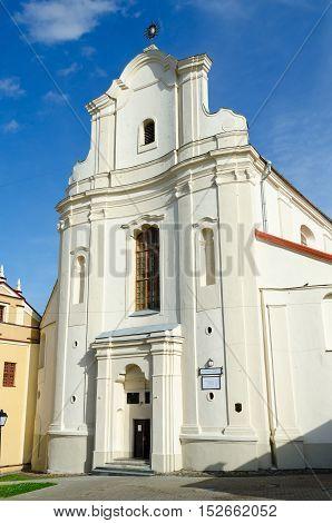 Catholic Church of St. Joseph Minsk Belarus