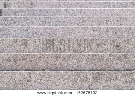 Close up of a stone stairs. Stairs