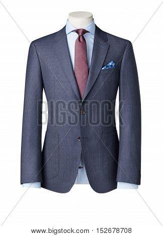 Business Suit On Mannequin