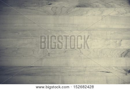 Wooden Surface Table Design Concept