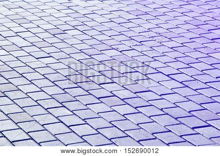 Texture, Background. The Sidewalk On The Waterfront Of The River Melekeska