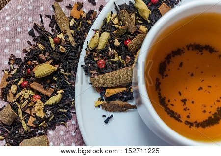 Flavored Tea Macro Placer, Refinement Custard From Disease.