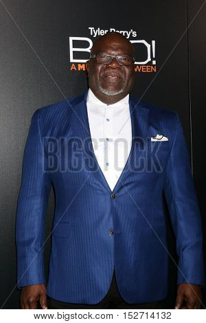 LOS ANGELES - OCT 17:  Thomas Dexter Jakes, T. D. Jakes at the
