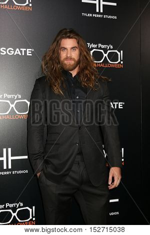 LOS ANGELES - OCT 17:  Brock O'Hurn at the