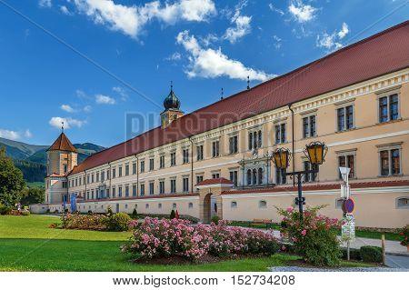 Seckau Abbey is a Benedictine monastery in Seckau in Styria Austria.