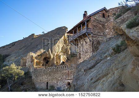 David Gareja Monastery Complex, Georgia. Kakheti. Sights Of Georgia
