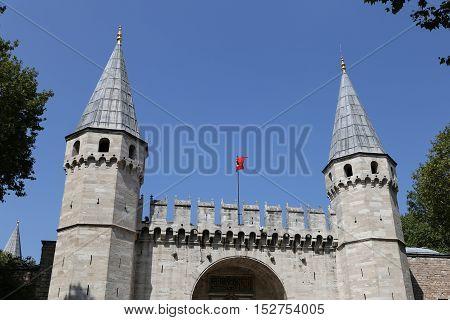 Topkapi Palace Tower
