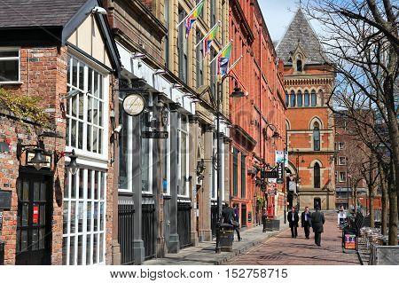 Gay Village, Manchester