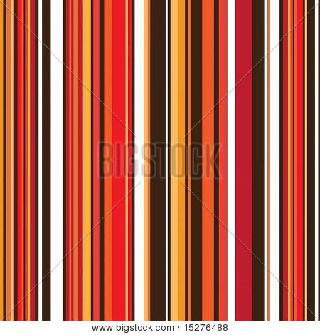 Abstact rayas vertical con colores otoñales con diseño sin costuras