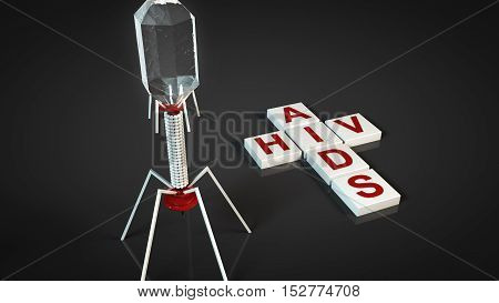 World Aids Day, Hiv Virus, Aids Virus, World Aids Day Background