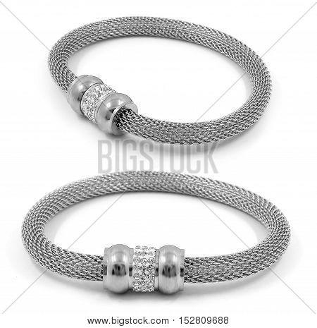Bracelet For Women - Stainless Steel