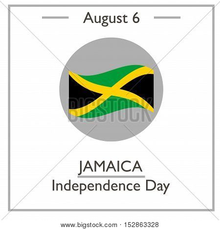 Jamaica Independence Day, August 6