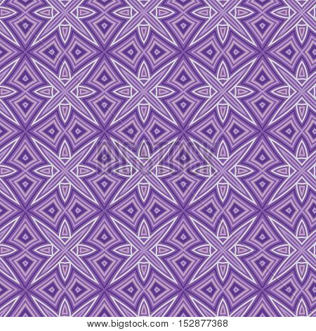 Seamless Floral Ethnic Pattern. Vintage Vector Ornament. Celtic, Arabic Or Indian Motifs Background. Seamless Pattern For Fabric, Textile Or Wrapping Paper Design.