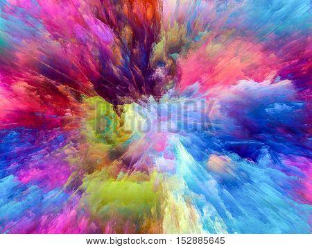 Paint Burst