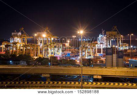 Cargo Container Thailand