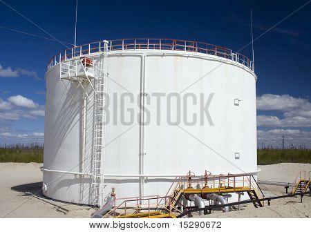 Oil Reservoir