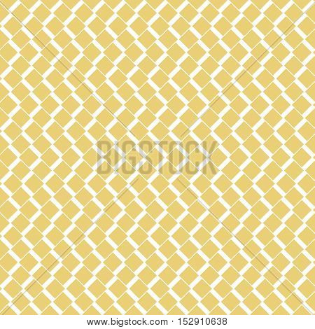 Seamless pattern. Classical stylish texture. Regularly repeating elegant geometric zigzags with rhombuses. Vector element of graphical design