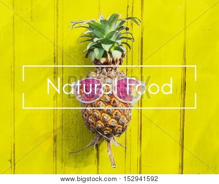 Natural Food Environment Nutrition Organic Plants Concept