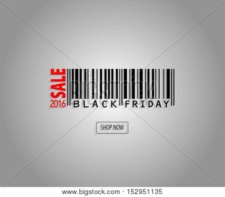 Black friday sale background. Design card, banner