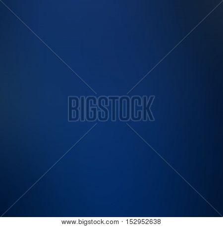 Abstract dark blue background smooth gradient effect