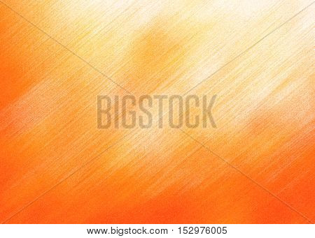 orange painting pattern background