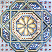 An image of a beautiful moorish ornament