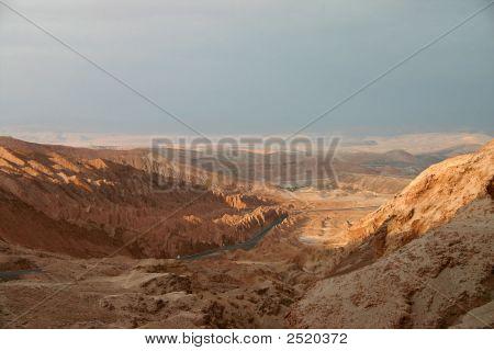Valley Of The Moon Atacama Desert 1