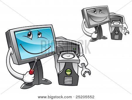 Computer-Reparatur-Service