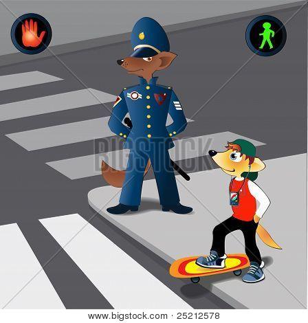 Traffic Regulations1.eps