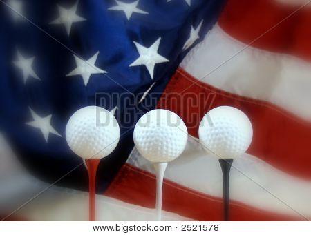 Patriotic Golf