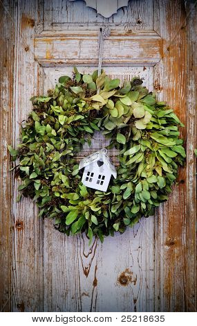 Seasonal Plant Decoration