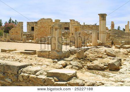 Sanctuary Of Apollo Hylates, Cyprus