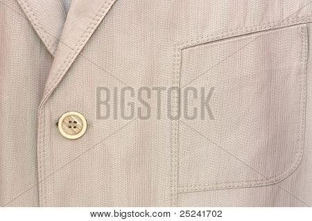 Men's Suit Detail