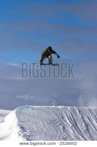 Snowboard Spin