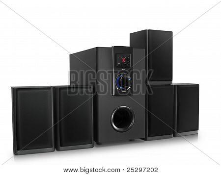 Altavoces de audio