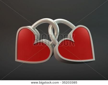 Locked Hearts