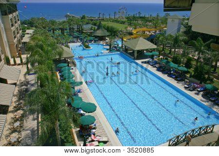 Open Hotel Pool