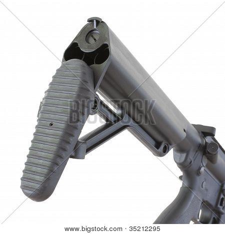 Estoque do rifle