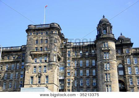 Glasgow Royal Infirmary, Glasgow, Scotland, UK