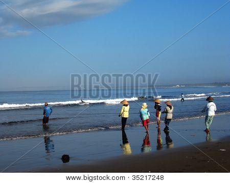 Traditional fishing