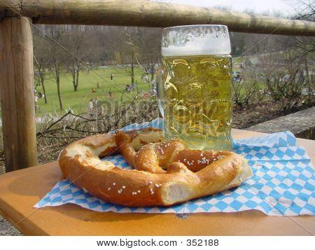 Octoberfest Beer.