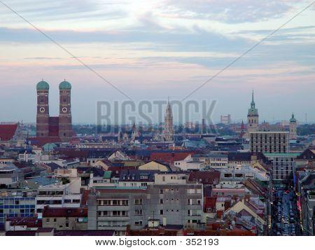 poster of Bavarian City